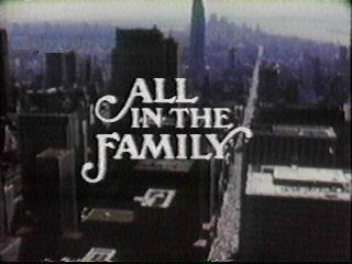 <i>All in the Family</i> American television series