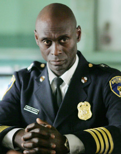 Cedric Daniels Character from The Wire