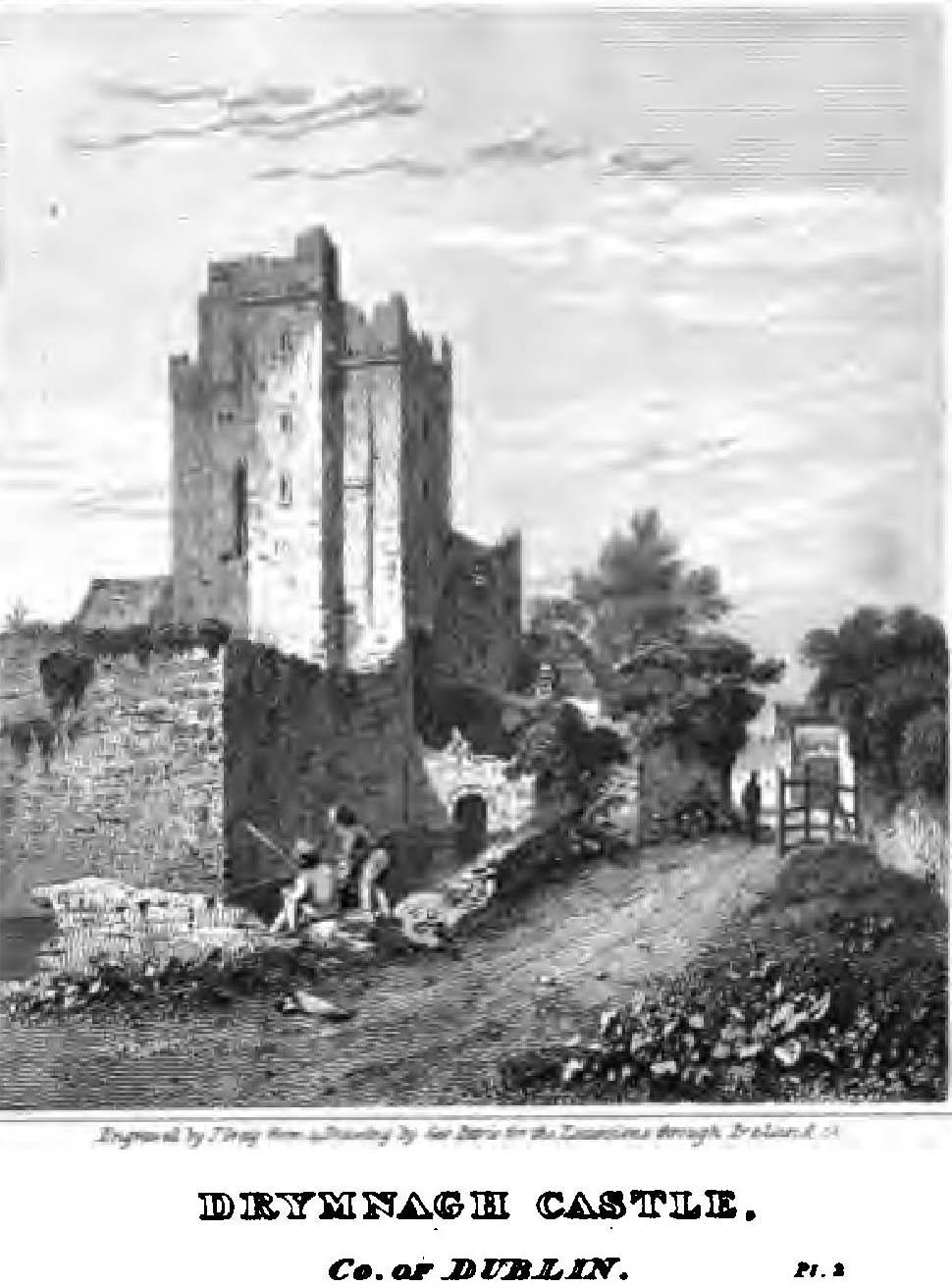 drimnagh castle wikipedia