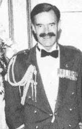 Denis Spotswood Marshal of the RAF