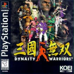 Free Download Dynasty Warriors PS1 PSX Full Version - RonanElektron