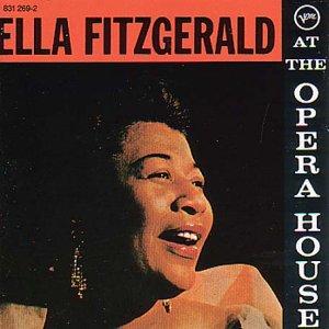 <i>At the Opera House</i> 1958 live album by Ella Fitzgerald