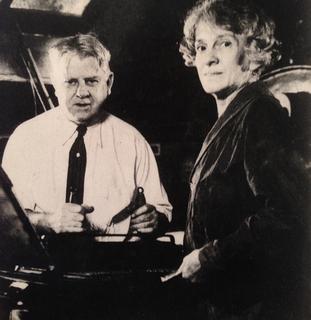 Bertha M. Goudy American typographer