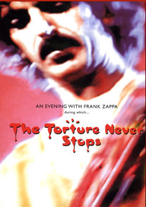 The Torture Never Stops artwork