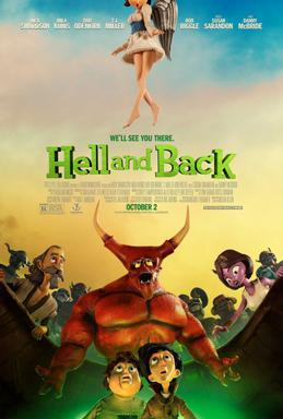 Image result for hell and back