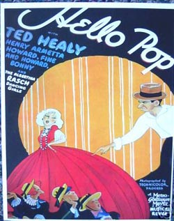 <i>Hello Pop!</i> 1933 film by Jack Cummings