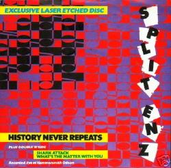 History Never Repeats 1981 single by Split Enz
