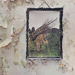 Image result for led zeppelin iv album cover