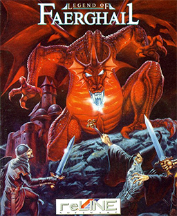 <i>Legend of Faerghail</i> 1990 video game