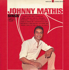 <i>Johnny Mathis Sings</i> 1967 studio album by Johnny Mathis