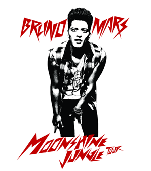 Bruno Mars Tour Dates In Usa