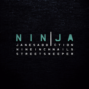 <i>NINJA 2009 Tour Sampler</i> 2009 EP / Compilation album by Nine Inch Nails, Janes Addiction and Street Sweeper Social Club