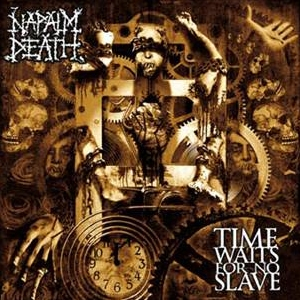 <i>Time Waits for No Slave</i> 2009 studio album by Napalm Death
