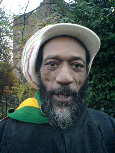 Naphtali - Rastafarian and project coordinator of NN-3 on St Agnes Place