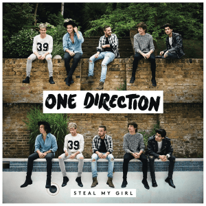 One Direction — Steal My Girl (studio acapella)