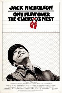 Пролетая над гнездом кукушки (1975) Милоша Формана.
