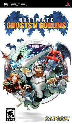 Ultimate Ghostsn Goblins (EUR) (Español) (PSP) (MG)
