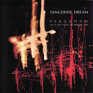 <i>Pergamon</i> (album) 1981 live album by Tangerine Dream