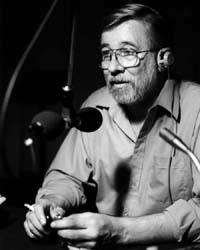 Peter Gzowski Canadian broadcaster, writer and reporter