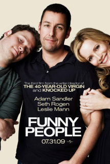 <i>Funny People</i> 2009 film by Judd Apatow
