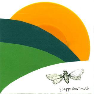 <i>Rear Moth</i> extended play by Psapp