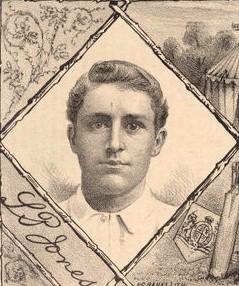 Sammy Jones Australian cricketer