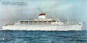 SS Cristoforo Colombo Wikipedia - Columbo cruise ship