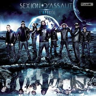 <i>LApogée</i> 2012 studio album by Sexion dAssaut