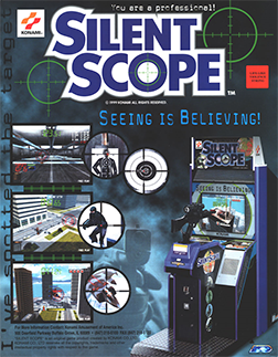 Silent Scope Wikipedia