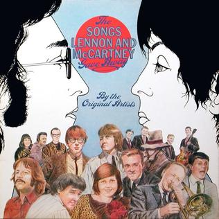 <i>The Songs Lennon and McCartney Gave Away</i> 1979 compilation album by Various artists