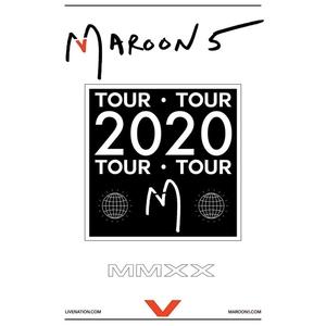 Maroon 5 Tour 2020.2020 Tour Maroon 5 Wikipedia