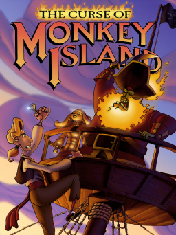 Picture of a game: The Curse Of Monkey Island