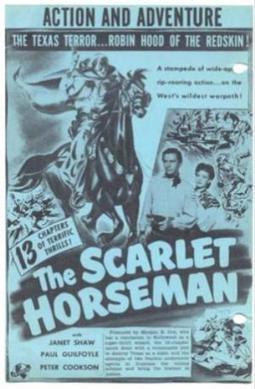 The Scarlet Horseman Wikipedia