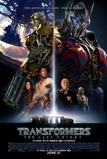 transformers the last knight wikipedia