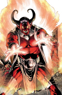 Trigon (comics) - Wikipedia
