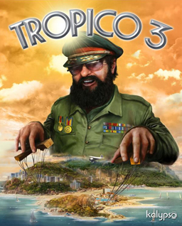 Picture of a game: Tropico 3