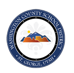 Washington County School District Utah Crest.png