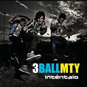 <i>Inténtalo</i> 2011 studio album by 3Ball MTY
