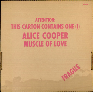 <i>Muscle of Love</i> 1973 studio album by Alice Cooper