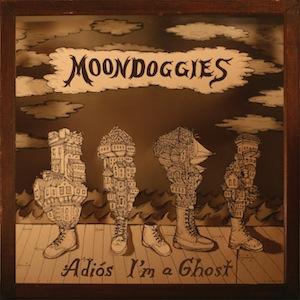 <i>Adiós Im a Ghost</i> 2013 studio album by The Moondoggies