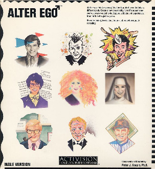 Picture of a game: Alter Ego