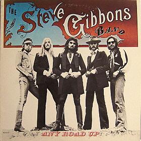 <i>Any Road Up</i> 1976 studio album by Steve Gibbons Band
