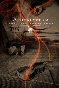 <i>The Life Burns Tour</i> 2006 video by Apocalyptica