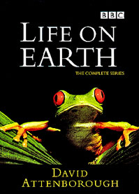 Life on Earth DVD cover