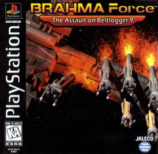<i>BRAHMA Force: The Assault On Beltlogger 9</i>