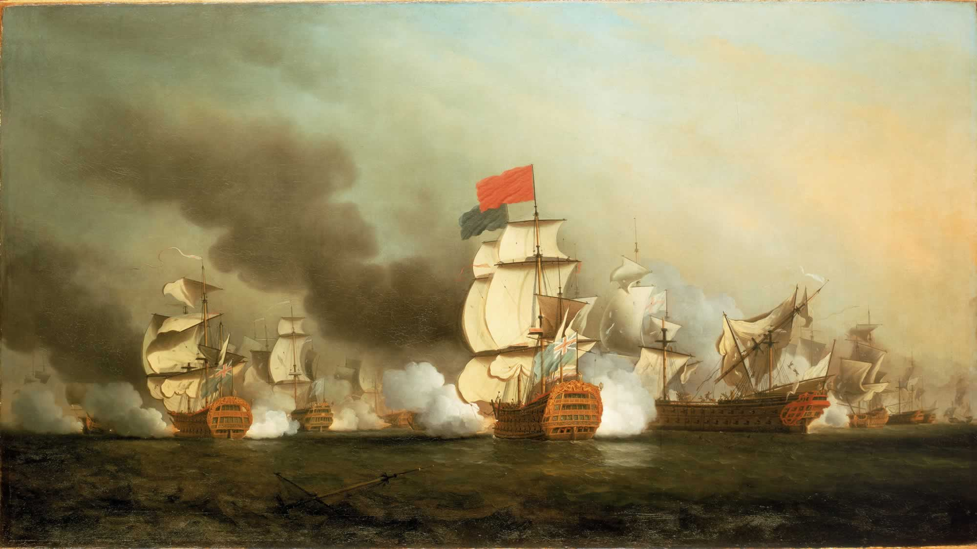 File:Battle of Cape Finisterre, 1747.jpg