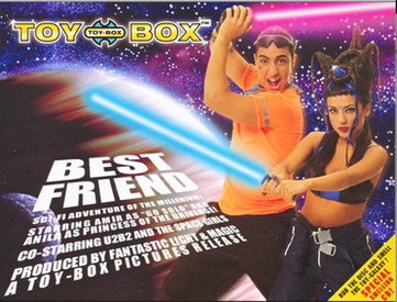 TOY-BOX - BEST FRIENDS LYRICS