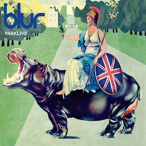 <i>Parklive</i> 2012 live album by Blur