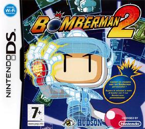 Famicom - Bomberman 2 Box Art