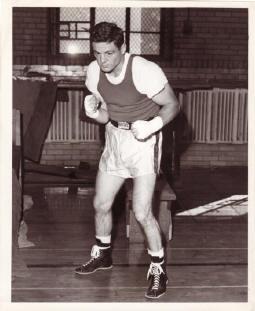 Rocky Castellani American boxer